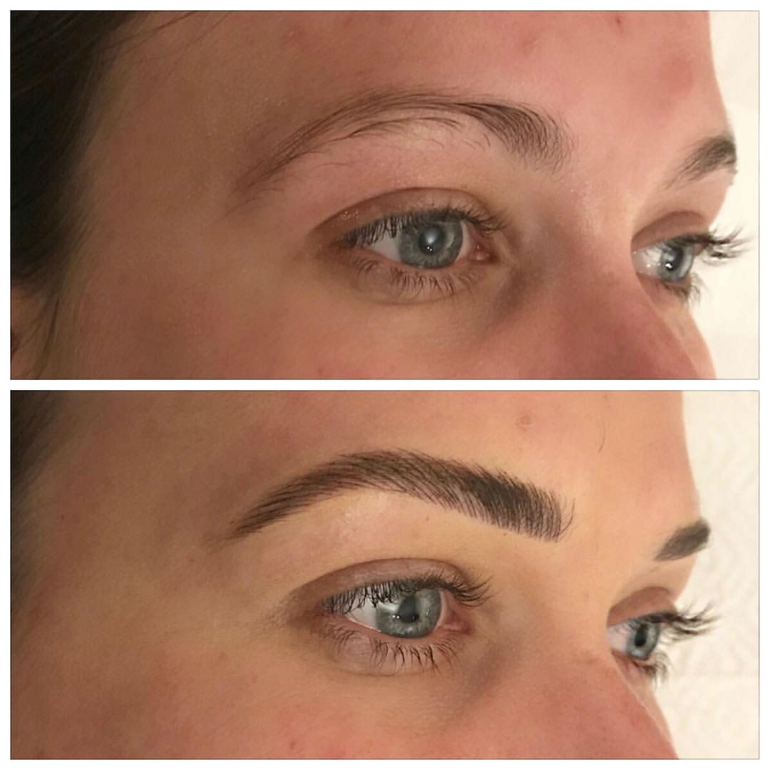 Knockout Brows Eyebrow Feathering Specialists Geelong Home