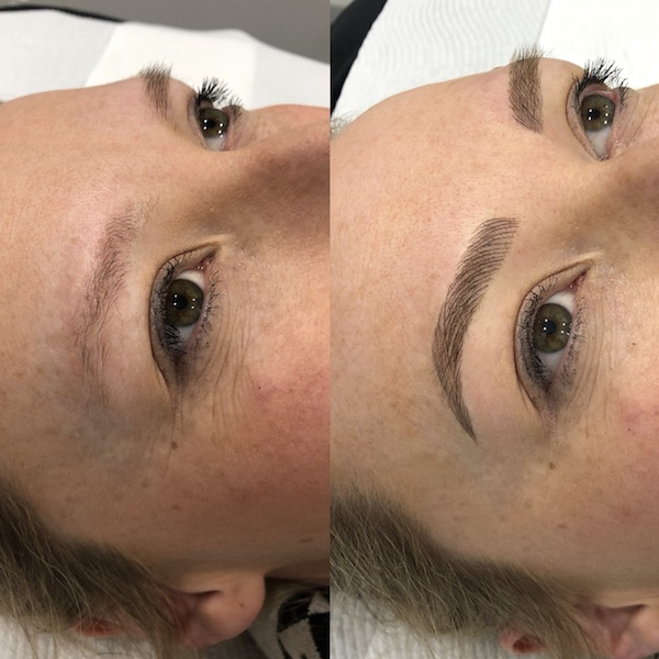 Before And After Knockout Brows Geelong Knockout Brows Geelong