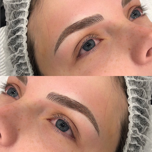 KNOCKOUT BROWS - Eyebrow feathering specialists Geelong - Home